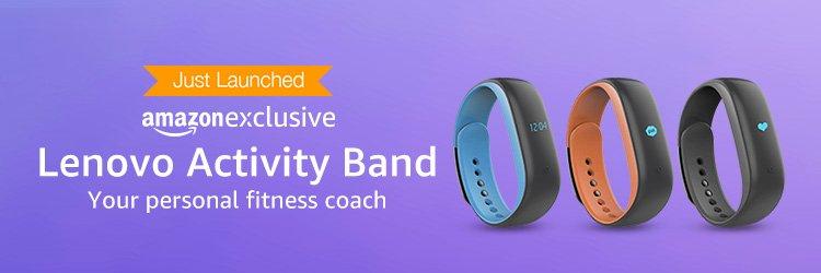 Lenovo Activity Band