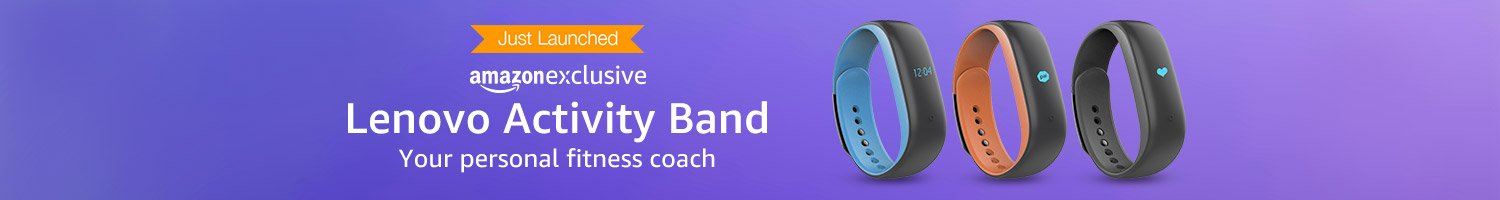 Lenovo Activity Band