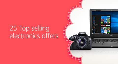 Top 25 Electronics Deals