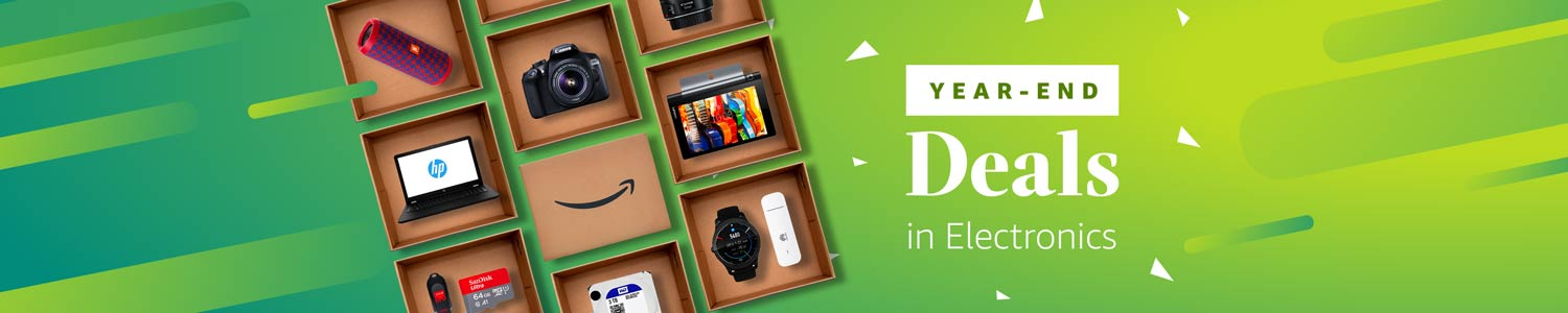Year End Deals on all Electronics