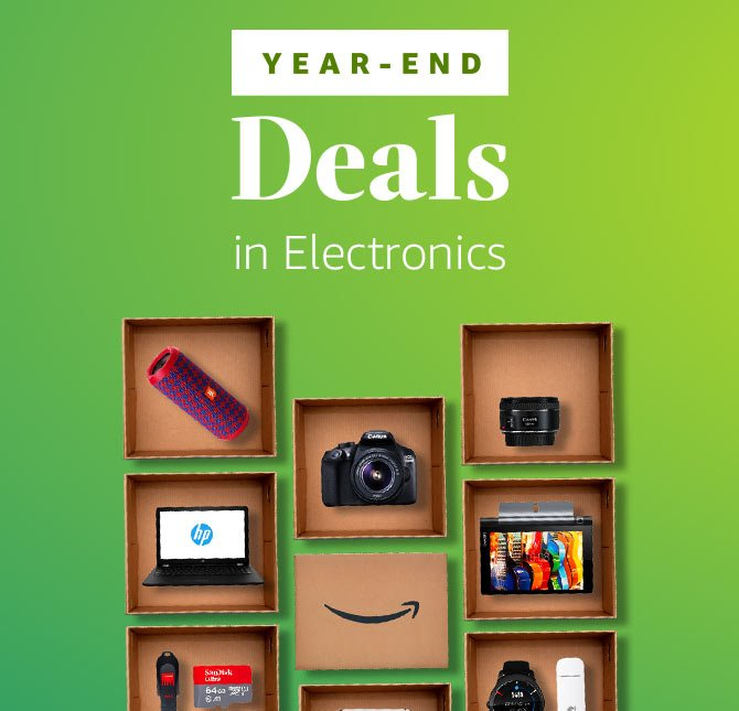 Year end deal