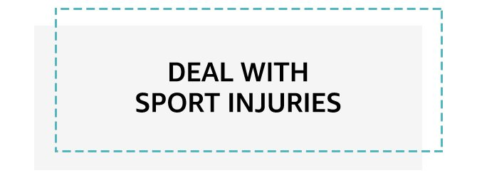 sport injuries deal