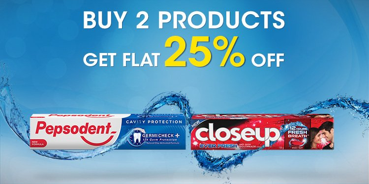 Pepsodent & Close-up