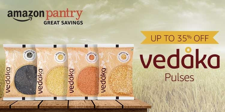 Buy any 3 and get extra 10% off: vedaka