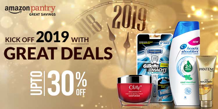 Kick of 2019 with Great Pantry Deals | Free Stuff, Contests, Deals