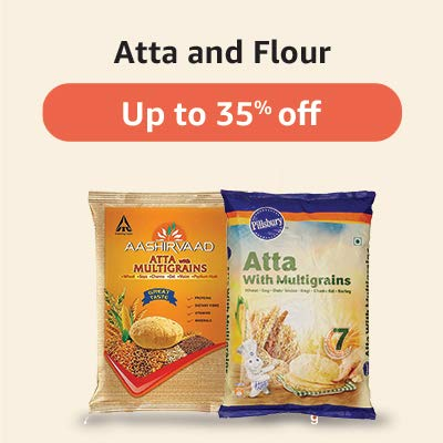 Atta and Flour