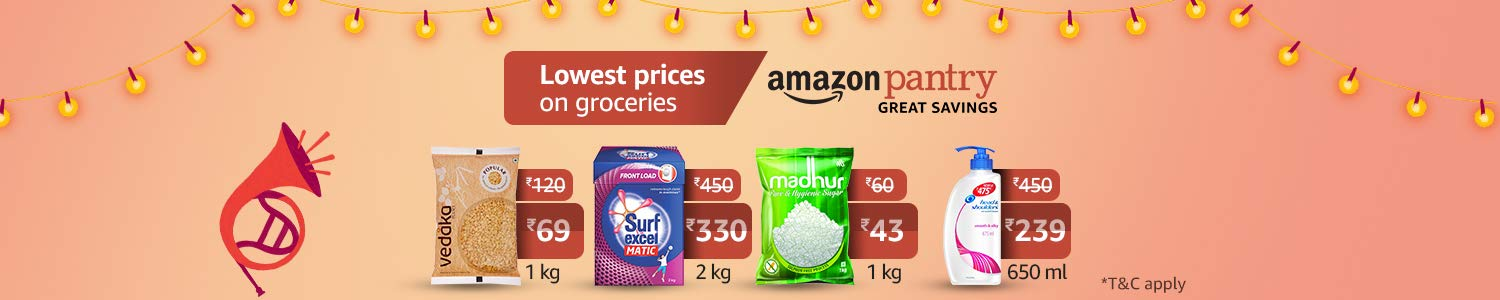 Lowest prices on groceries