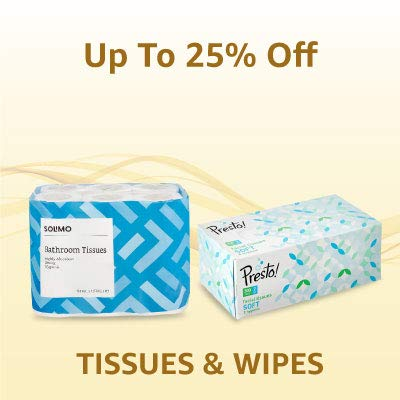 Tissue Wipes