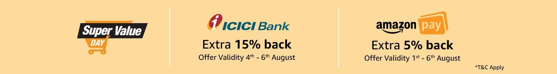 ICICI Cashback