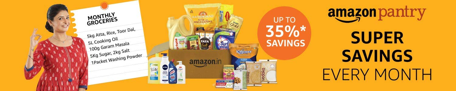 Upto 60% Off on Grocery, Food & Daily Essentials