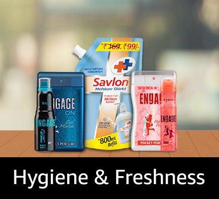 Hygiene & Freshness