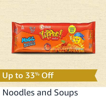 Noodels and Soups