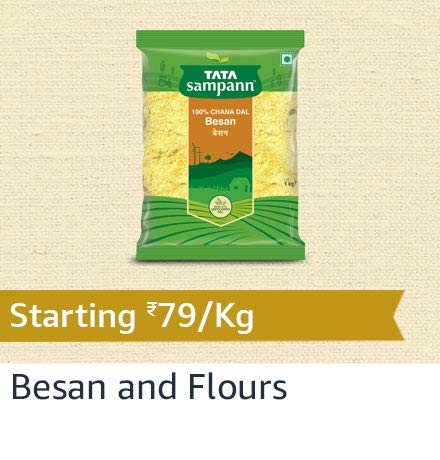 Besan and Flours