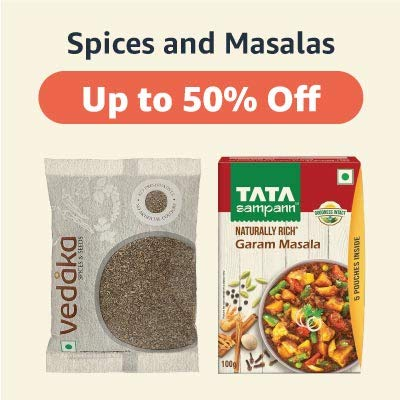 Spices and Masalas
