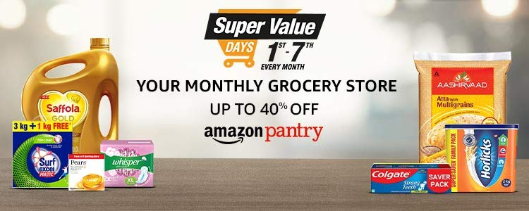 Super Value Days - Up to 40% OFF