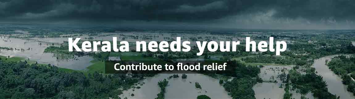 Contribute to flood relief