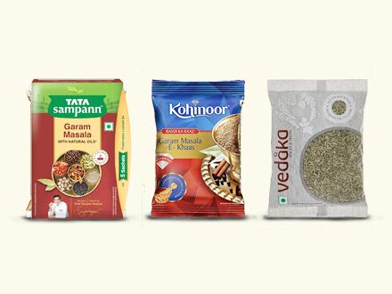 Spices, Masala & Salts