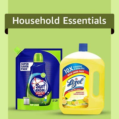 HouseHold Essentials