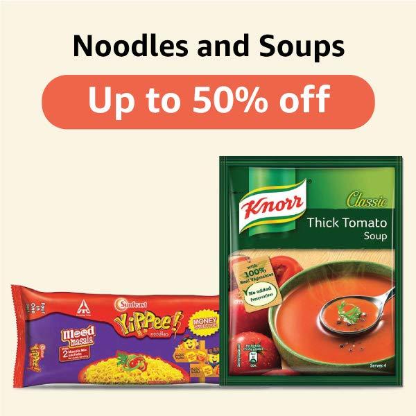 Noodles and Soups