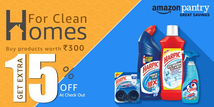 Offers by Reckitt Benckiser
