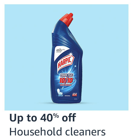 HouseholdCleaners