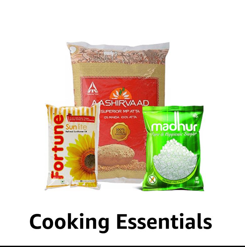 Cooking Essentials