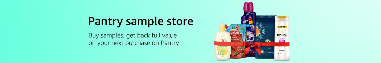 Pantry Sample Store