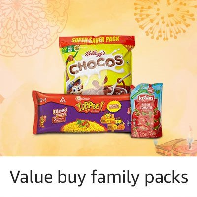 Family Packs-Value Buy
