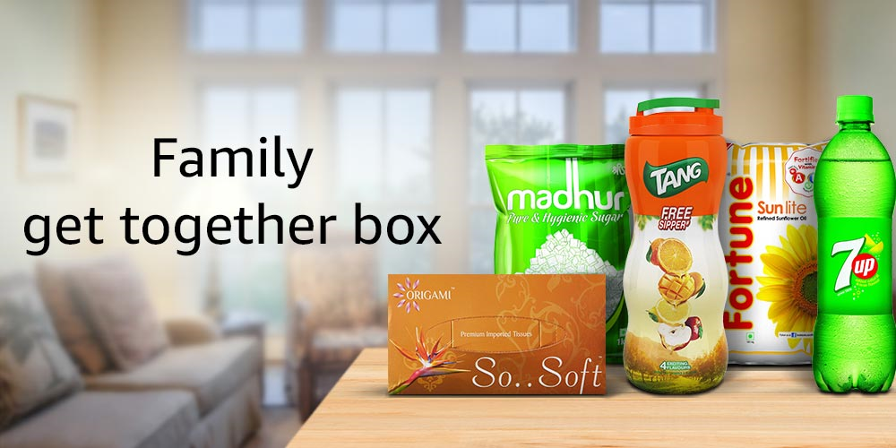 Family Get Together Box