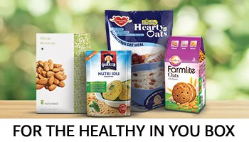 For the healthy in you box