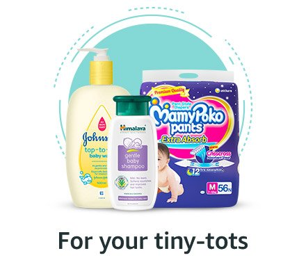 Handpicked baby supplies