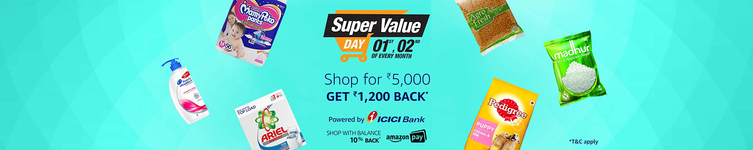 Super value day