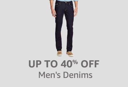 Men's Denims