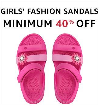 Girls' Fashion Sandals