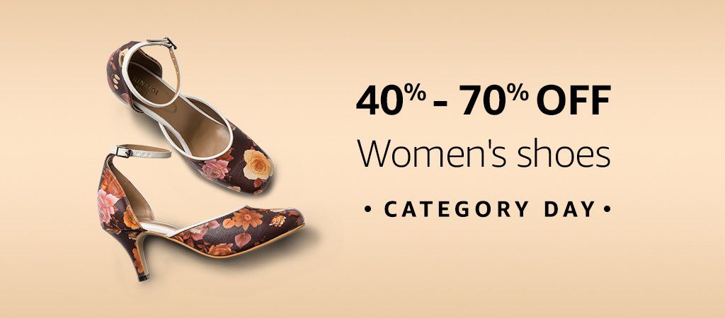 off on Women's shoes