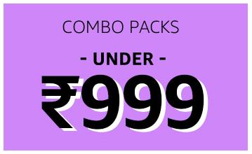 Combo Packs: Under 999