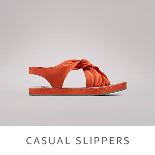 Casual slippers