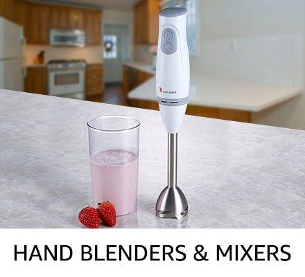 Blenders &hand mixer