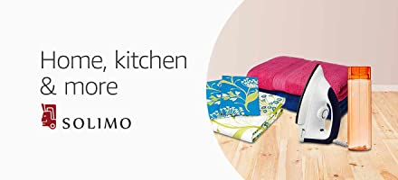 Solimo home, kitchen and more