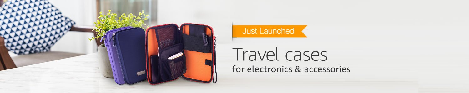 Just launched: Travel cases