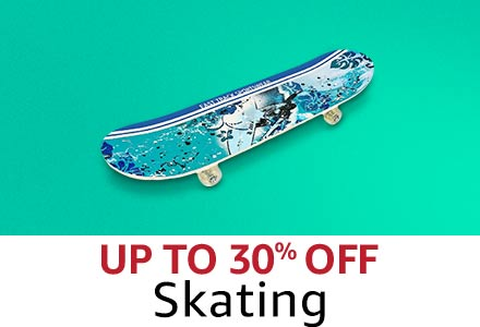 Up to 30% off skating