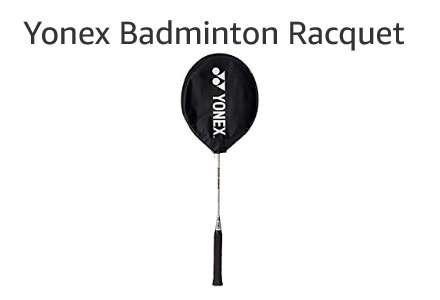 Yonex racquet