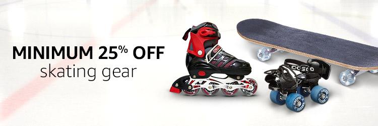 Skating gear