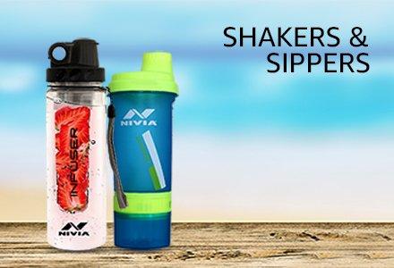 Shaker & Sipper
