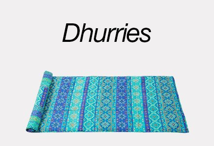 Dhurries