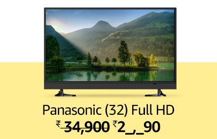 Panasonic(32) Full HD