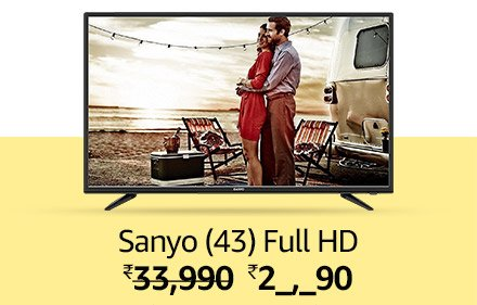 Sanyo(43) Full HD