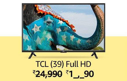 TCL(39) Full HD