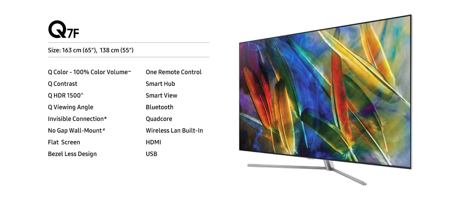 Amazon in: Samsung QLED Televisions: Electronics
