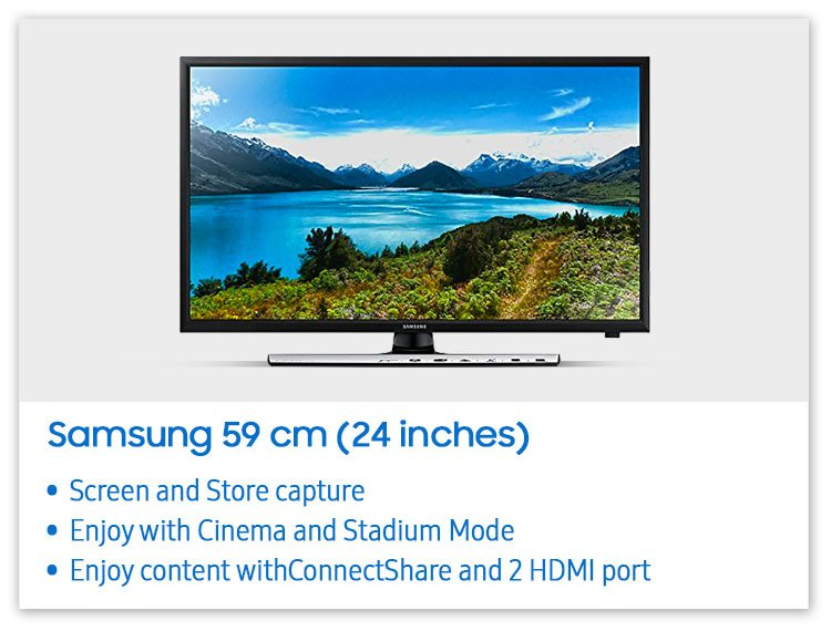 Samsung (24) HD TV